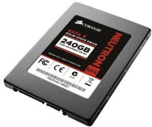 """Corsair Neutron Series GTX SSD 2.5"""" 240GB CSSD-N240GBGTXB-BK"""
