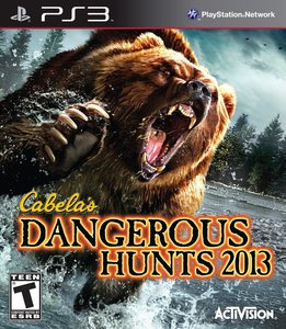 Cabela's Dangerous Hunts (PS3)