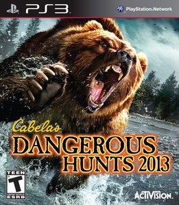 Cabela's Dangerous Hunts (PS3)