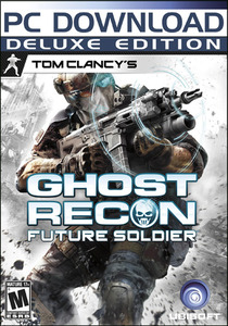 Tom Clancy's Ghost Recon: Future Soldier Deluxe Edition (PC Download)