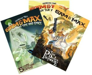 Sam and Max Complete Pack (PC/Mac Download)