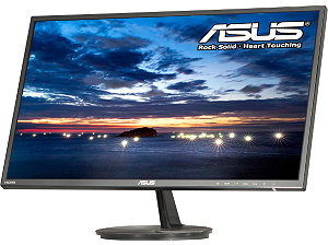 Asus VN247H-P 23.6-inch 1ms LED Monitor (Refurbished)