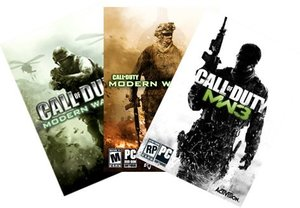 Call of Duty: Modern Warfare Bundle (PC Download) + $5 Credit towards Call of Duty Ghost