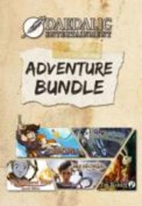 Daedalic Adventure Bundle (PC Download)