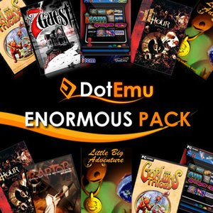 Enormous .EMU Pack (PC Download)