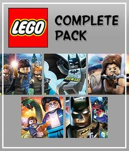 LEGO Complete Pack (PC Download)