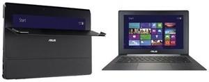 Asus Taichi 21-DH51 Convertible Touch Ultrabook Core i5-3317U, 128GB SSD