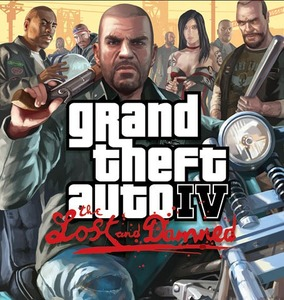 Grand Theft Auto IV: Lost and Damned (PC DLC)