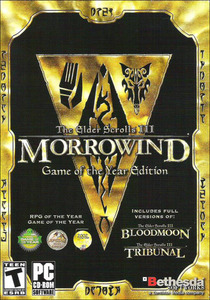 Elder Scrolls III: Morrowind GOTY Edition (PC Download)