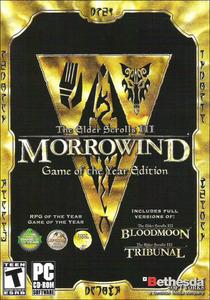 Elder Scrolls III: Morrowind GOTY Edition (PC Download)