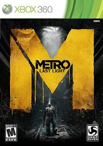 Metro: Last Light (Xbox 360) - Pre-owned