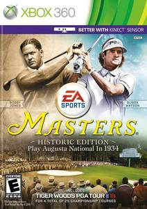 Tiger Woods PGA Tour 14: Masters Historic Edition (Xbox 360)