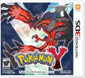 Pokemon Y (Nintendo 3DS)