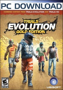 Trials Evolution: Gold Edition (PC Download)
