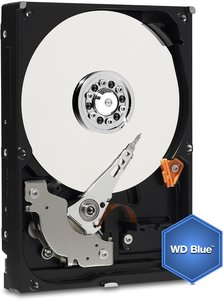 Western Digital Blue 2TB Hard Drive - WD20EZRZ