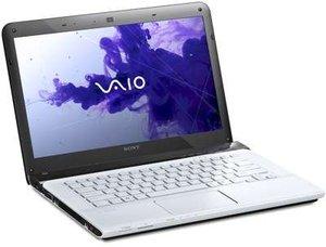Sony VAIO SVE1412ECXW Core i3-3110M, 4GB RAM