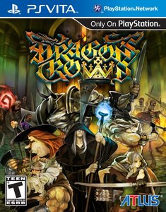 Dragon's Crown (PS Vita) - Pre-owned