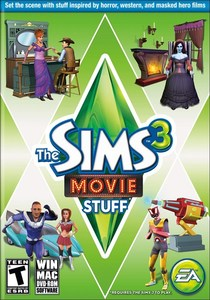 The Sims 3 Movie Stuff (PC/Mac Download)