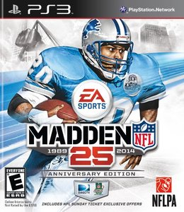 Madden NFL 25 Anniversary Edition (PS3)