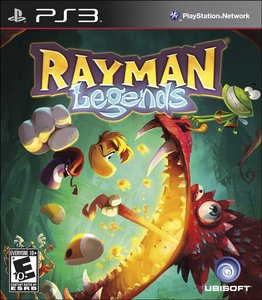 Rayman Legends (PS3)