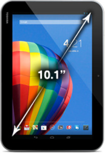 Toshiba Excite Pure 10.1-inch Tegra 3 1280x800 Tablet