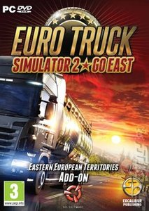 Euro Truck Simulator 2: Go East (PC DLC)