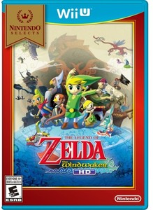 Nintendo Selects: The Legend of Zelda: The Wind Waker HD (Wii U)