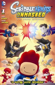 Scribblenauts Unmasked: A DC Comics Adventure (PC Download) + 1 Free Game