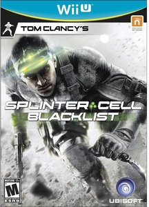 Tom Clancy's Splinter Cell Blacklist (Wii U)