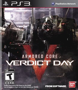 Armored Core: Verdict Day (PS3) - Pre-owned