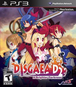 Disgaea D2: A Brighter Darkness (PS3) - Pre-owned