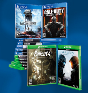 Best Buy: Buy 2 Get 1 Game Free (PS4/Xbox One)