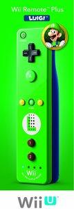Wii Remote Plus Controller - Luigi