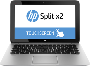 HP Split 13-g110 x2 Touch Core i5-4202Y, 128GB SSD