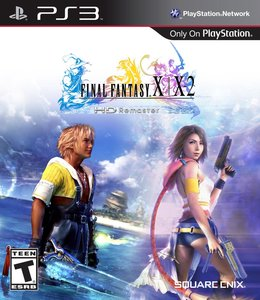 Final Fantasy X|X-2 HD Remaster (PS3)