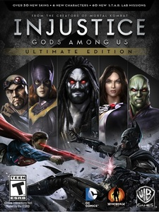 Injustice: Gods Among Us - Ultimate Edition (PC Download)