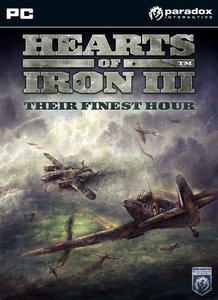 Hearts of Iron 3 Their Finest Hour (PC/Mac DLC)