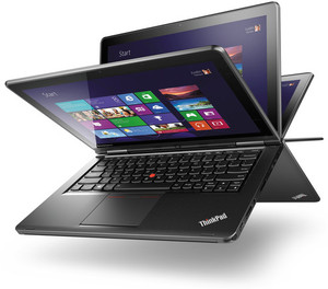 Lenovo ThinkPad Yoga 12, Core i7-5600U, 8GB RAM, 256GB SSD, 1080p IPS Display