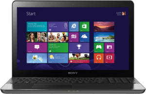 Sony VAIO Fit 15 Core i7-4500U, 8GB RAM, Full HD 1080p Touch