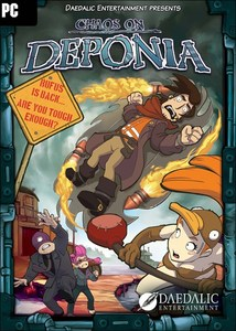Chaos on Deponia (PC Download)