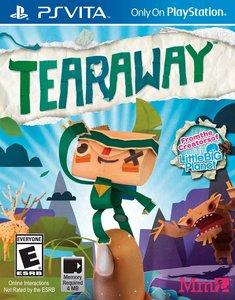 Tearaway (PS Vita) - Pre-owned