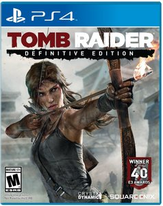 Tomb Raider: Definitive Edition (PS4 Download) - PS Plus Required