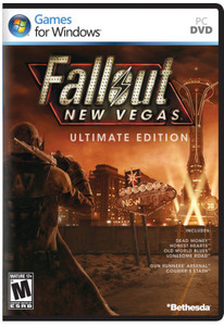 Fallout: New Vegas Ultimate Edition (PC DVD)