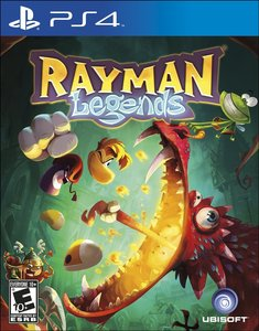 Rayman Legends (PS4 Download) - PS Plus Required