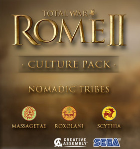 Rome II Total War Nomadic Tribes Culture Pack (PC DLC)