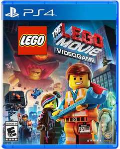 LEGO Movie Videogame (PS4 Download) - PS Plus Required
