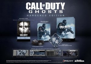 Call of Duty: Ghosts Hardened Edition (Xbox One Download) - Gold Required