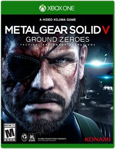 Metal Gear Solid V: Ground Zeroes (Xbox One Download) - Gold Required