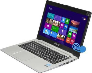 Asus VivoBook V400CA Touch, Core i3-2365M, 4GB RAM