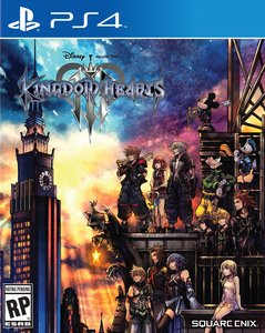Kingdom Hearts III (PS4 Download)
